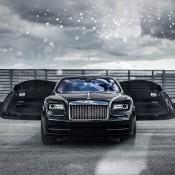 Drake Rolls-Royce Wraith-2