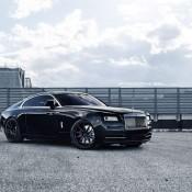 Drake Rolls-Royce Wraith-8