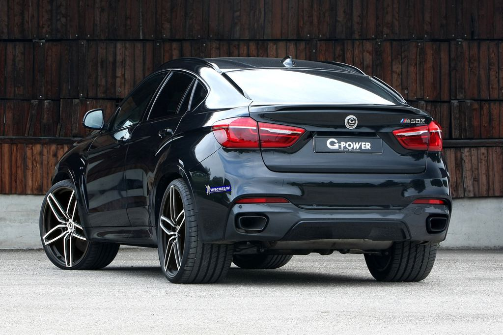 g power bmw x6 m50d gets 455 hp. Black Bedroom Furniture Sets. Home Design Ideas