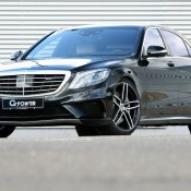 G-Power Mercedes S63 AMG-1