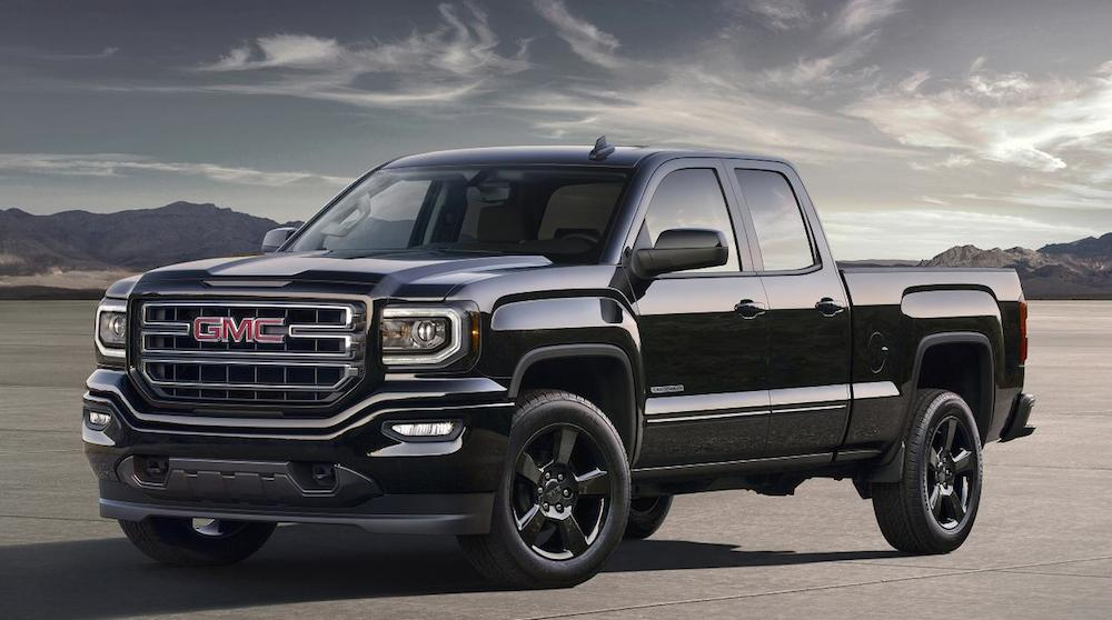 GMC Sierra Elevation Edition 1 at Official: GMC Sierra Elevation Edition