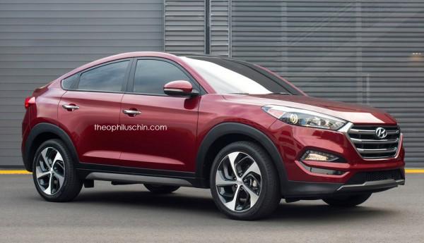 Hyundai Tucson Coupe-1