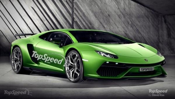 Lamborghini Centenario-render
