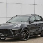Lumma Porsche Cayenne-2015-1