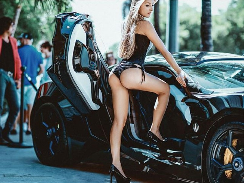 W Motors Lykan Hypersport Hits Miami In Style