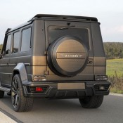 Sweetening The Deal Even Further  Mansory G63 Gronos Black Edition on mercedes amg engine connecting rod