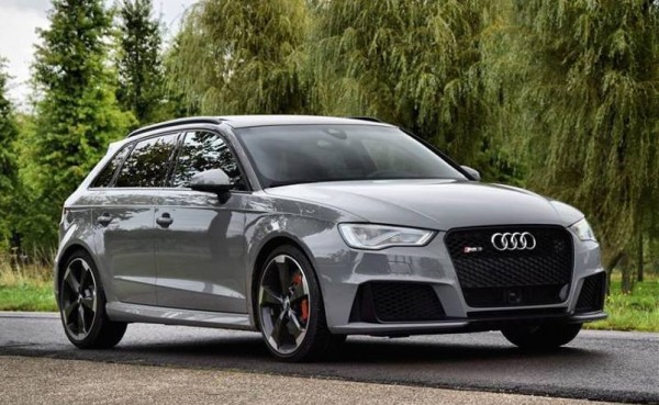 Nardo grey Audi RS3-0