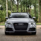 Nardo grey Audi RS3-1