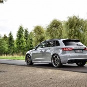 Nardo grey Audi RS3-2