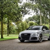 Nardo grey Audi RS3-3