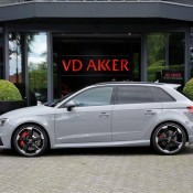 Nardo grey Audi RS3-5