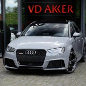 Nardo grey Audi RS3-6