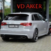 Nardo grey Audi RS3-7