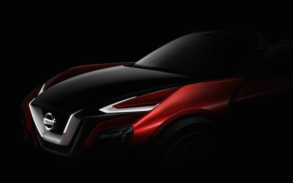 Nissan Crossover Concept IAA at New Nissan Crossover Concept Teased for IAA
