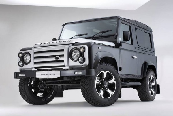 Overfinch Land Rover Defender 40th-0