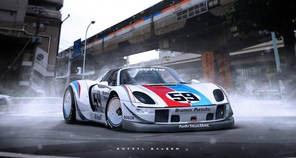 Porsche 918 RWB-2