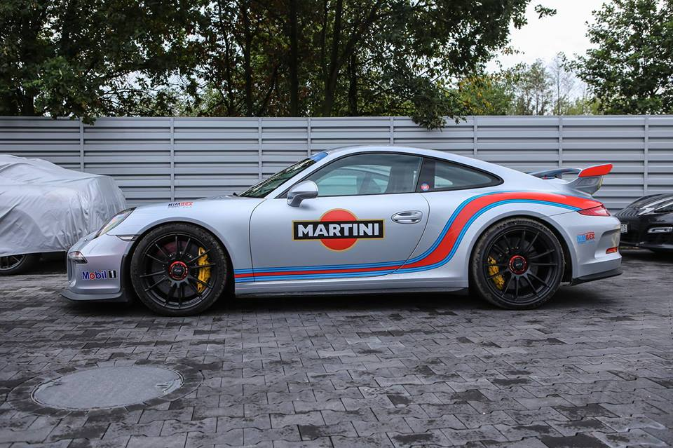 gallery porsche 991 gt3 with martini livery. Black Bedroom Furniture Sets. Home Design Ideas