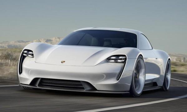 Porsche Mission E-0