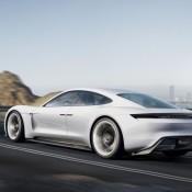 Porsche Mission E-1