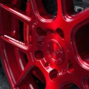Red-Wheeled Corvette Z06-5