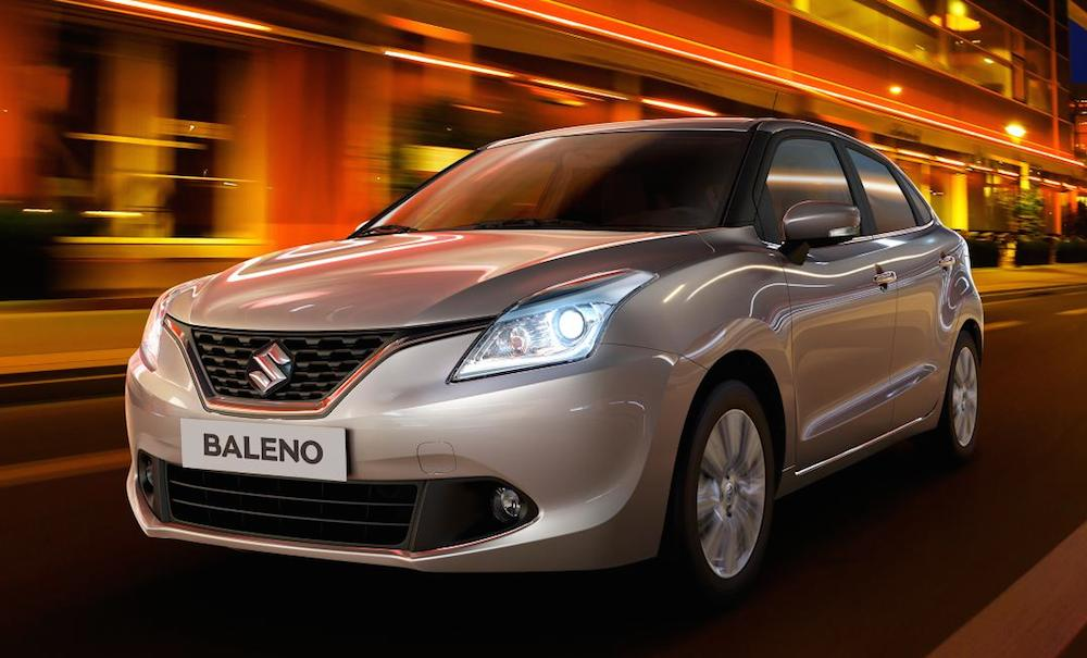 Suzuki Baleno IAA 1 at Suzuki Baleno Announced for Frankfurt Debut