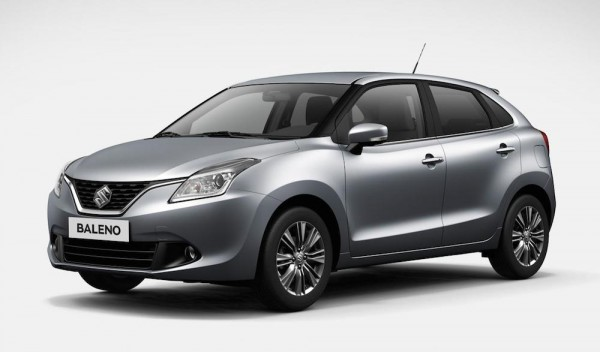 Suzuki Baleno IAA 2 600x352 at Suzuki Baleno Announced for Frankfurt Debut