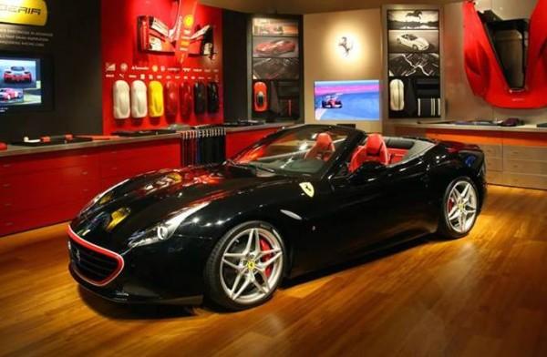 Tailor Made Ferrari California T-0