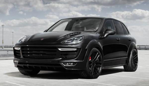 TopCar Porsche Cayenne Carbon-0