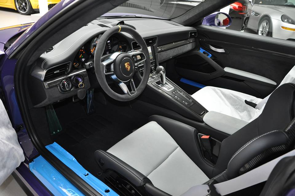 gallery ultraviolet porsche 991 gt3 rs. Black Bedroom Furniture Sets. Home Design Ideas
