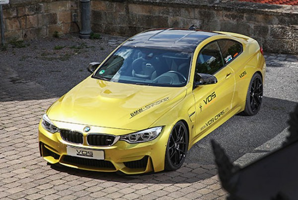 vos bmw m4 introduced with 550 ps. Black Bedroom Furniture Sets. Home Design Ideas
