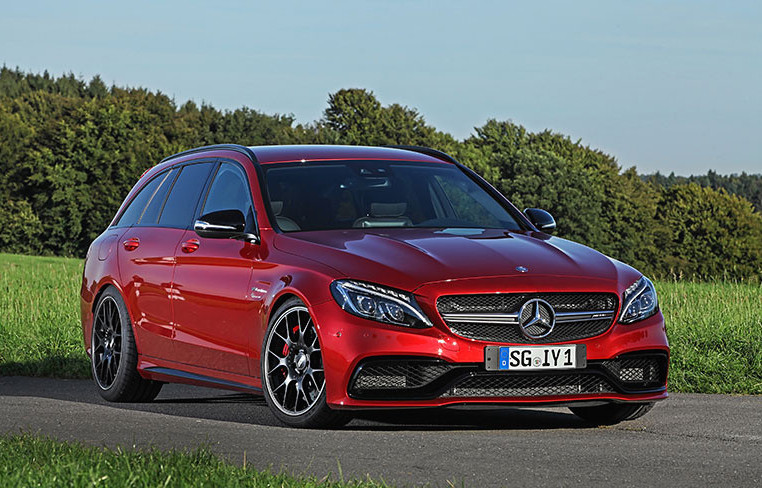 Wimmer mercedes c63 amg s packs 640 ps for How much is a mercedes benz c63 amg