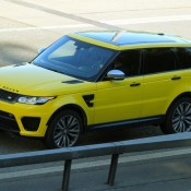 Yellow-Range Rover Sport SVR-3