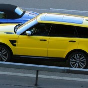 Yellow-Range Rover Sport SVR-5