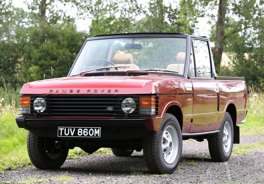 1973 range rover convertible up for grabs. Black Bedroom Furniture Sets. Home Design Ideas