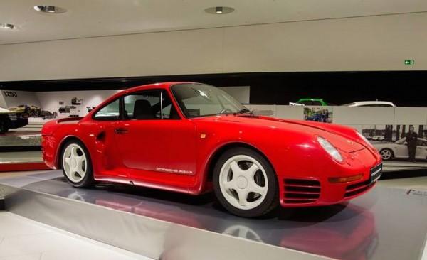30 Years of Porsche 959-0