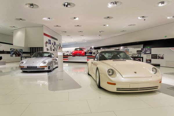 30 Years of Porsche 959-1