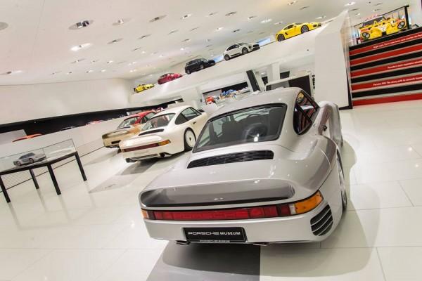 30 Years of Porsche 959-2