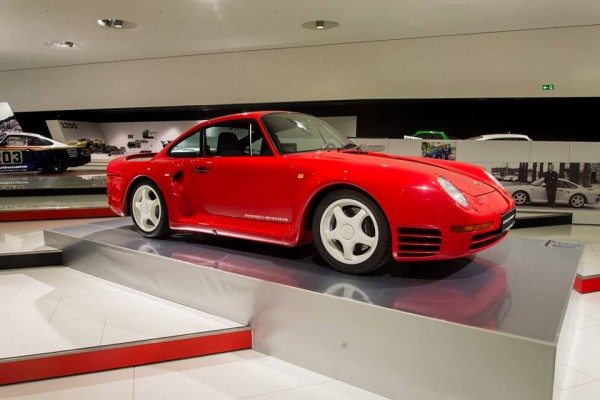 30 Years of Porsche 959-3