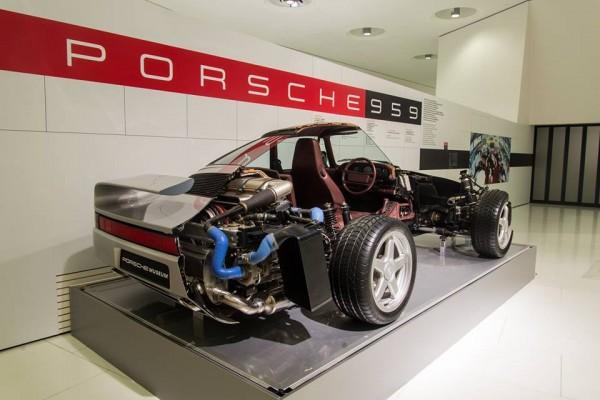 30 Years of Porsche 959-4