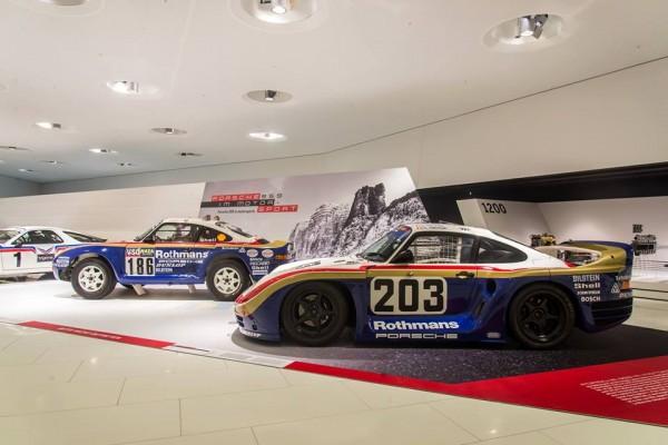 30 Years of Porsche 959-5