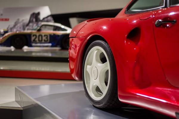 30 Years of Porsche 959-7