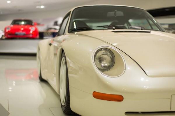 30 Years of Porsche 959-8
