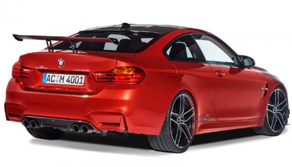 AC Schnitzer BMW M4-action