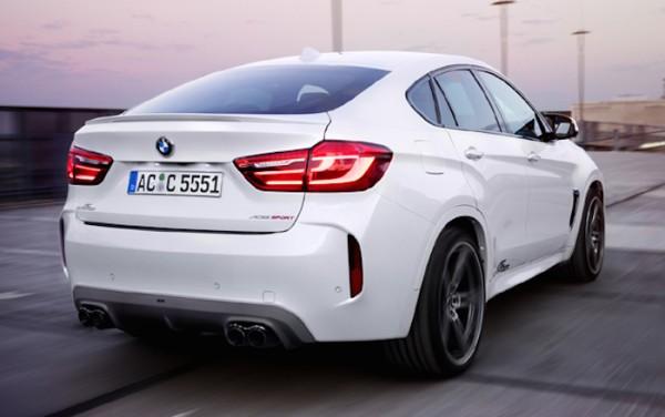 AC Schnitzer BMW X6M-0