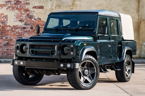 Aintree Green Kahn Defender-0