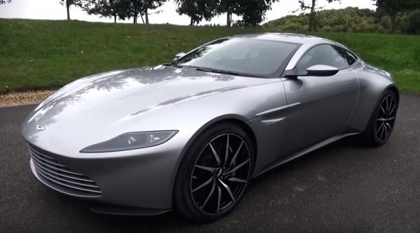 Aston Martin DB10-WA