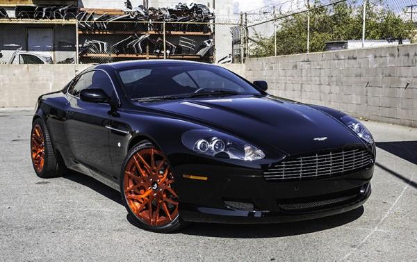 Aston Martin DB9 Forgiato-0
