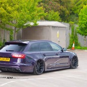 Bagged Audi RS6-15