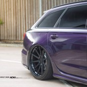 Bagged Audi RS6-3