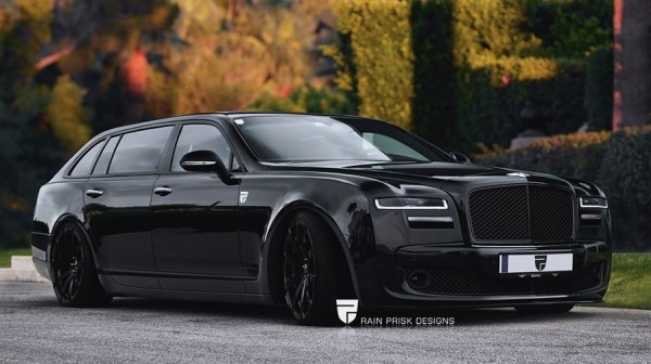 Bentley Mulsanne Wagon